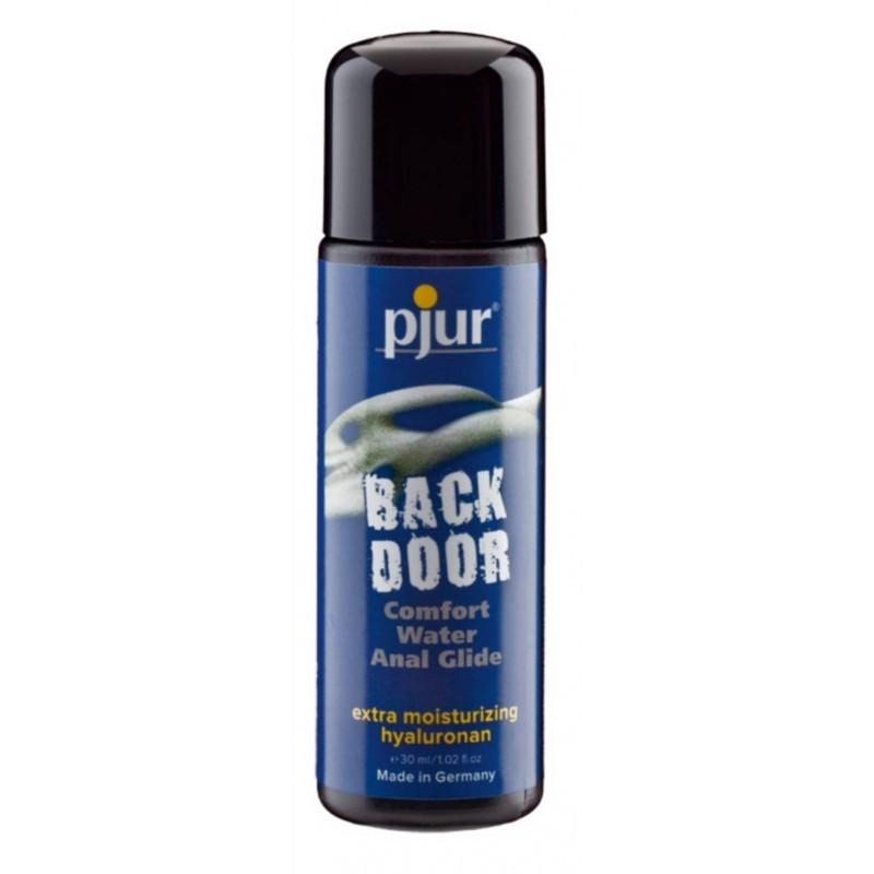 Backdoor Anal Base Agua 30 ml