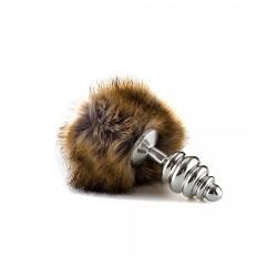Plug Anal Cola Conejo
