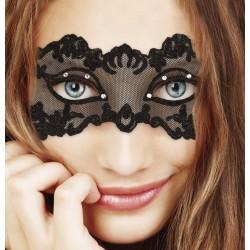 Mascara encaje Negro Adrien
