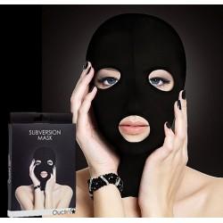 Mascara Cabeza Cremallera 3 Ouch