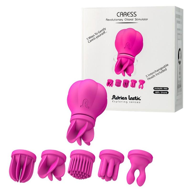 Estimulador Clitoris Recarga Caress