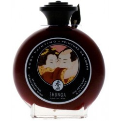 Shunga Body Paint Fresa/Cava