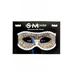 Mascara Maskerade Gris Mischief