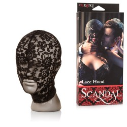 Mascara Lace Hood Scandals