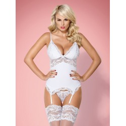 Corset 2Pie Blanco Refort 810