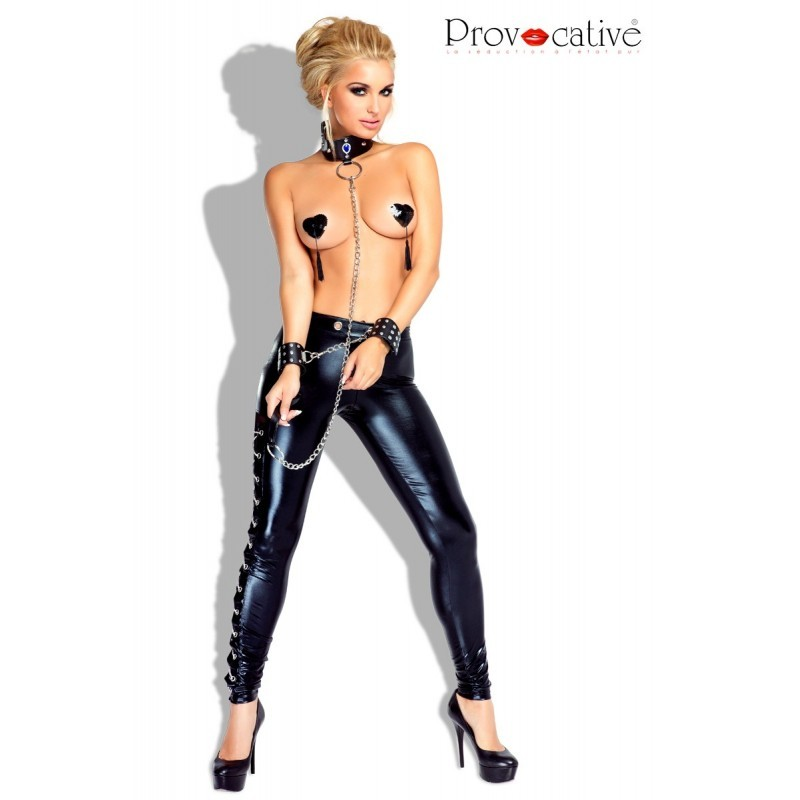 Set Provocative Esposas/ Collar/Correa