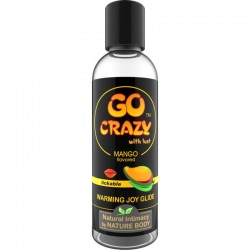 Gel Calor Go Crazy Mango Nature