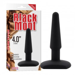 Plug Silicona Black Mont 2'5