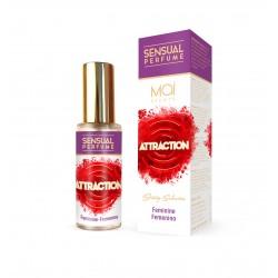 Perfume Femenino Feromonas Mai