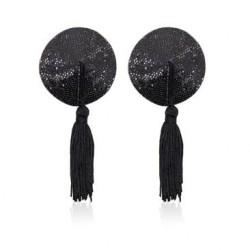 Pezonera Brillante Negra...