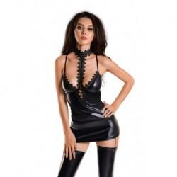 Vestido Wetlook Ivy Arnes...
