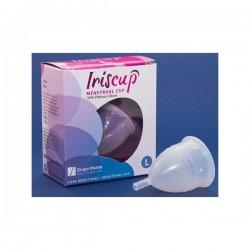 IrisCup Transparente - Talla L