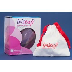 IrisCup Transparente - Talla S