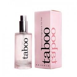 Perfume con Feromonas Femenino Taboo