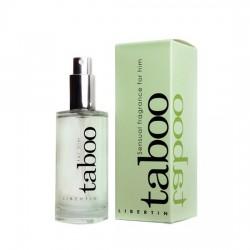 Perfume con Feromonas Masculino Taboo